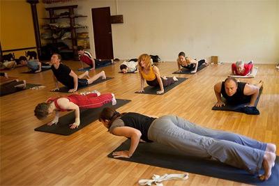 Хатха йога для продолжающих